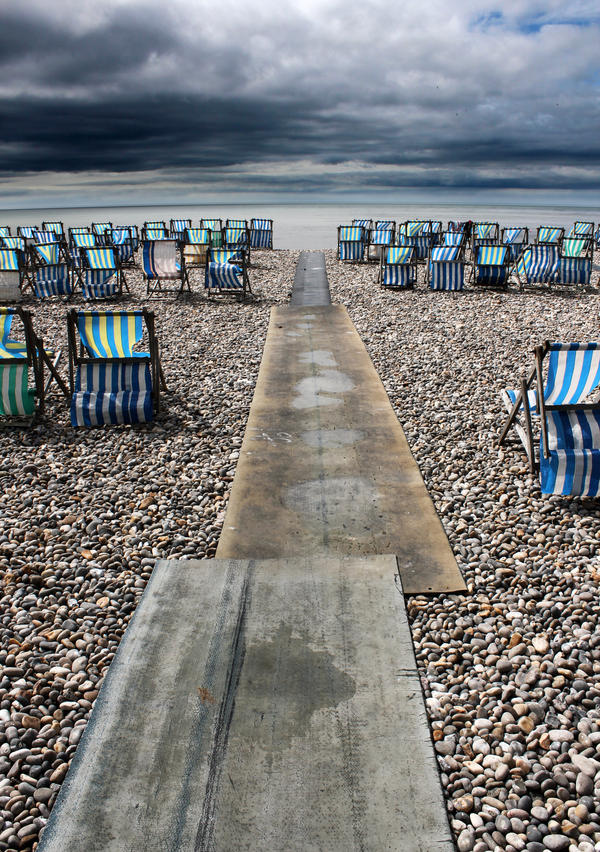 A Path To The Sea by ChrisDonohoe