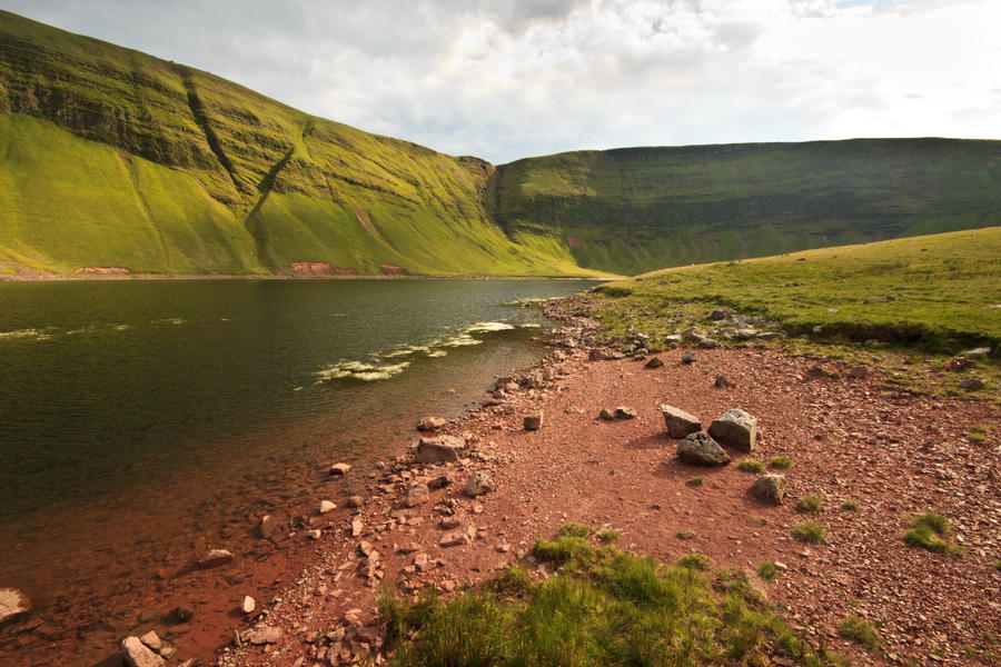 Llyn Y Fan Fach by ChrisDonohoe
