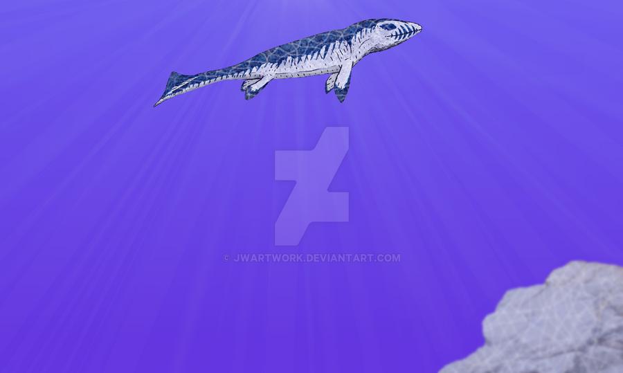 Deep blue by JWArtwork