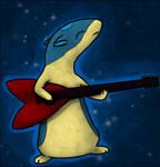 Quilava Guitarer