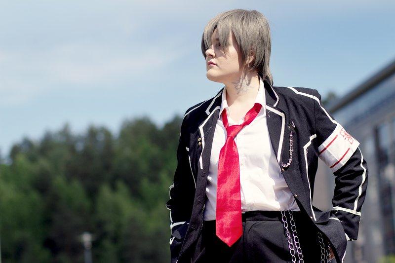 Zero Kiryu - Vampire Knight by Eringoo