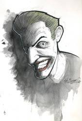 The Joker by Nik-Duran-G