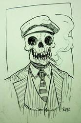 Skeleton by Nik-Duran-G