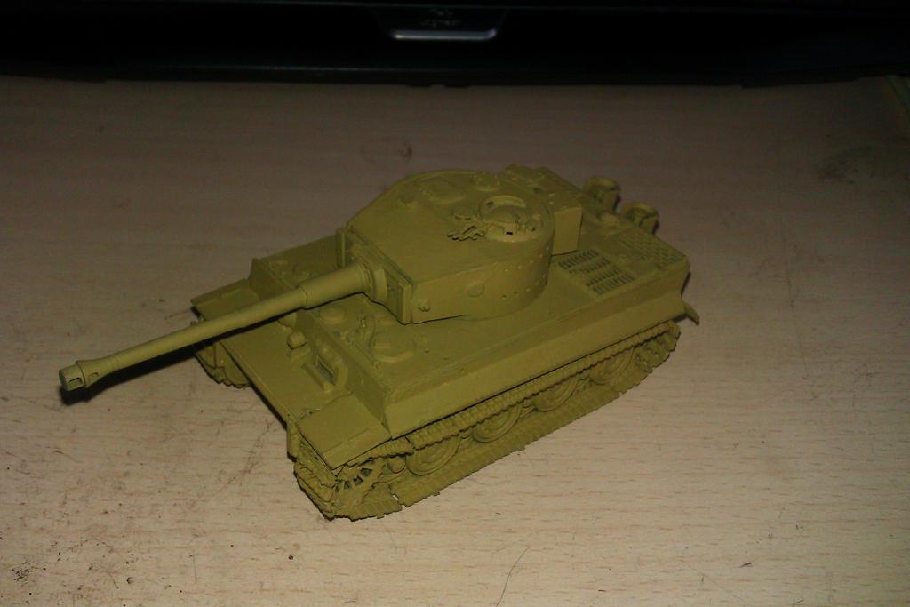 My little tankies. Tiger_1_model_work_in_progress__by_ronineter-d5xgfzn