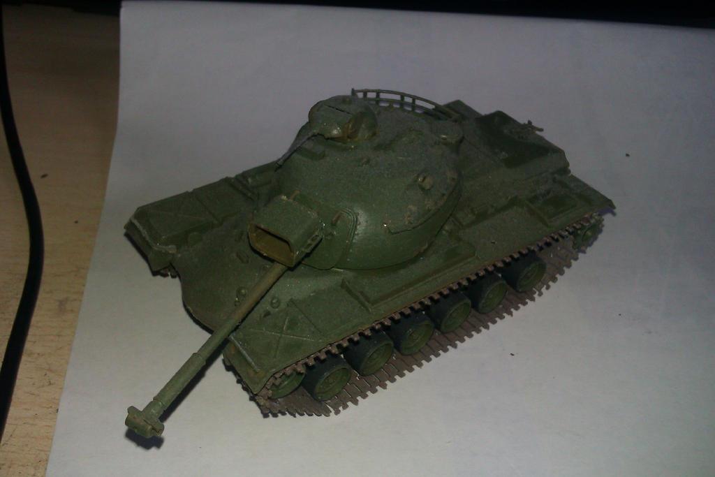 My little tankies. 1_72_m48_patton_tank_work_in_progress__by_ronineter-d5xgibe