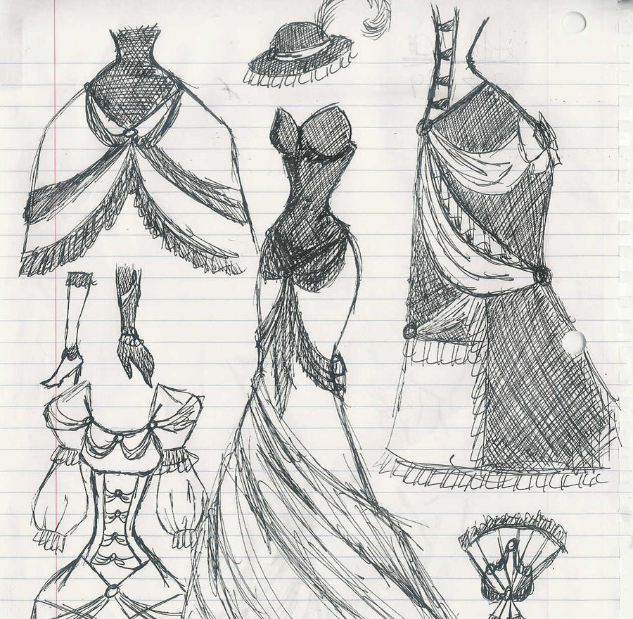 Dresses by Moronic-Muffin