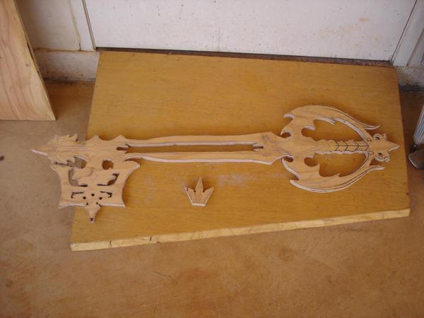 Oblivion Keyblade Outline | www.pixshark.com - Images ...