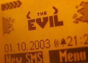 Evil inside my phone