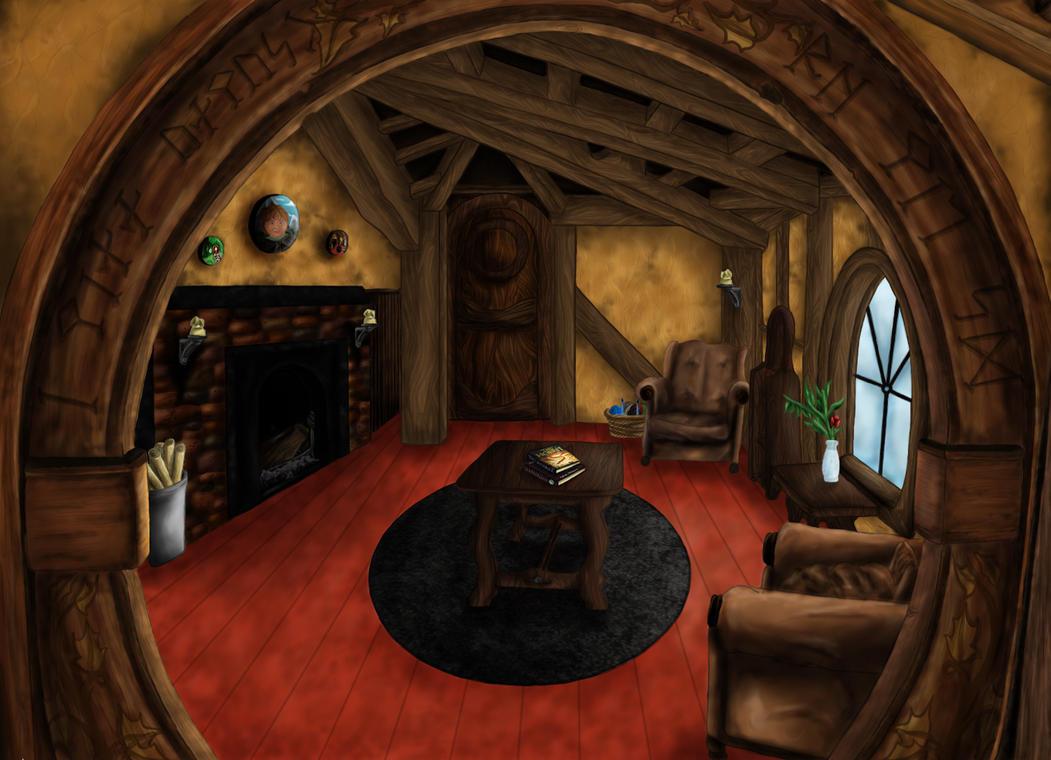 Hobbit Hole Interior Images Galleries