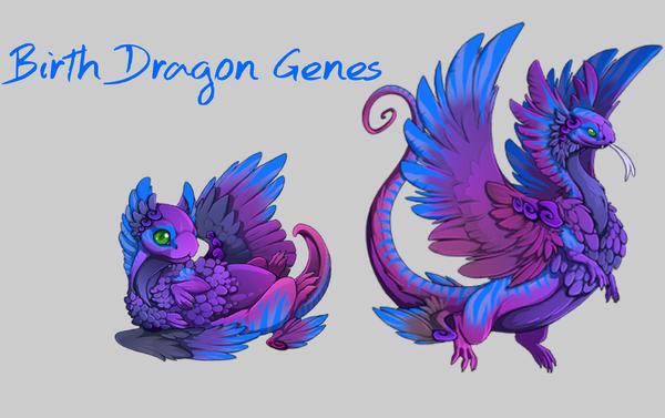 Original Genes by fyrewhisp