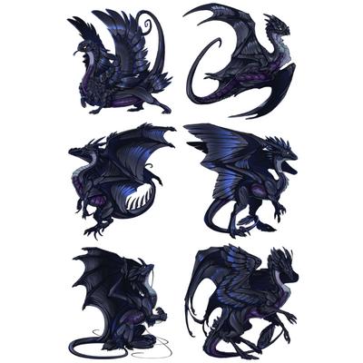 Ideal Dragon by fyrewhisp