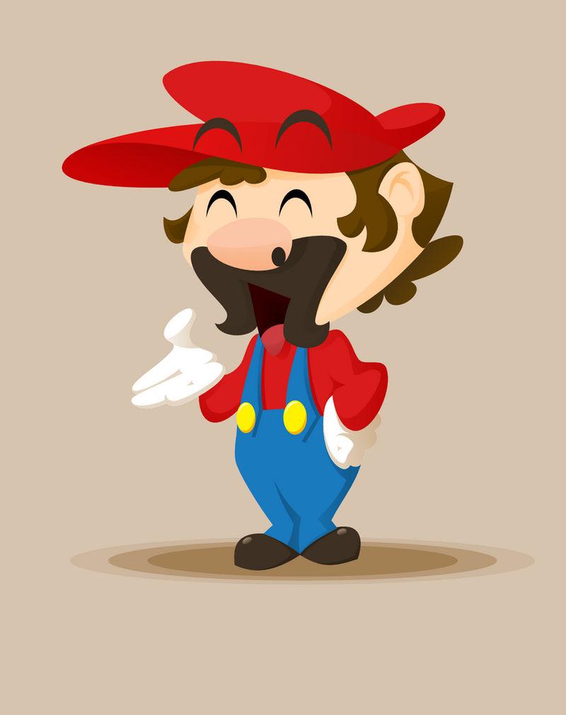 Mario redesign