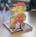 Mario papercraft