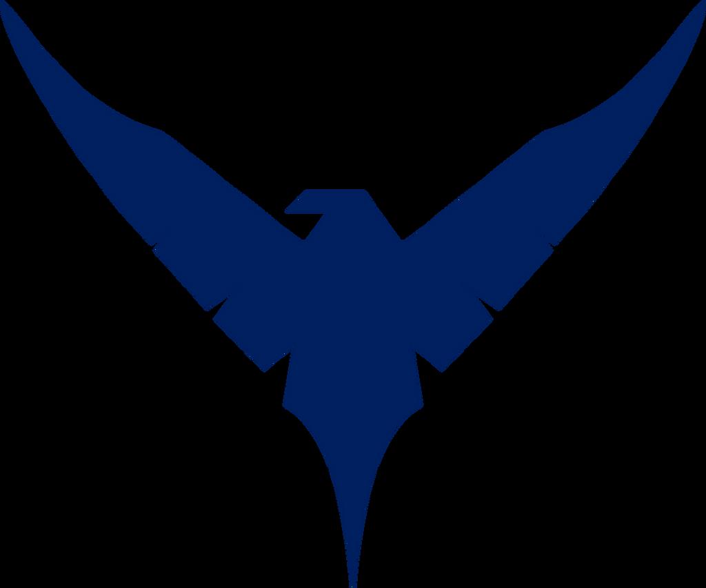 Nightwing Logo 2 By Jmk Prime On Deviantart