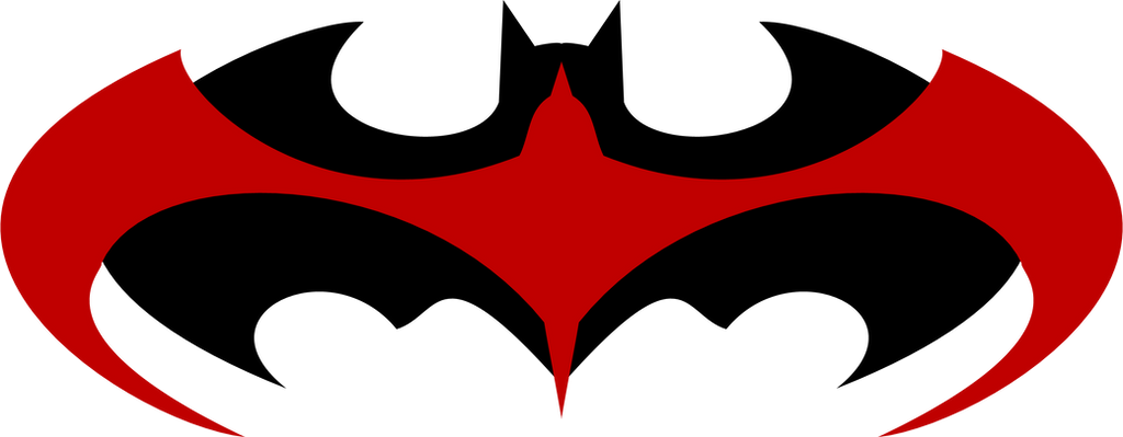 Batman and robin symbol