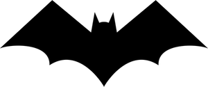 Custom Made Batman Logo 3
