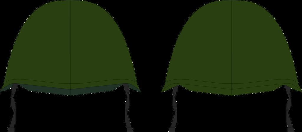 Как рисовать каску военную