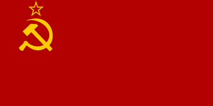 Soviet Union Flag (WW2)