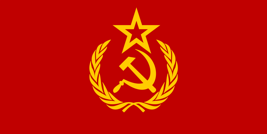 New USSR Flag by JMK-Prime