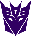 Live Action Decepticon Logo