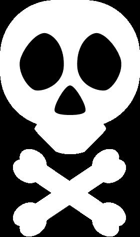7. Skull and Crossbones by JMK-Prime