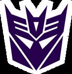 Unicron Trilogy Decepticon Emblem