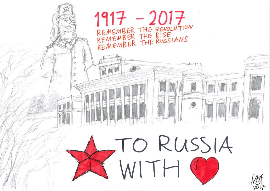 Russian Empire 1917 -2017 by JMK-Prime