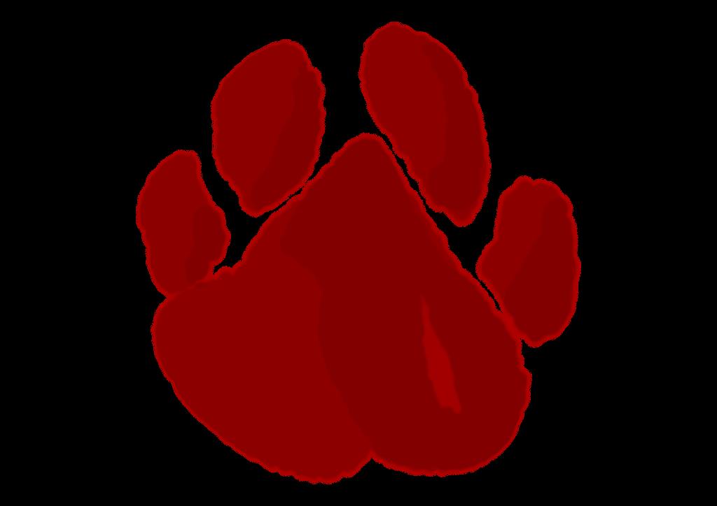 Bleeding Paws by JMK-Prime