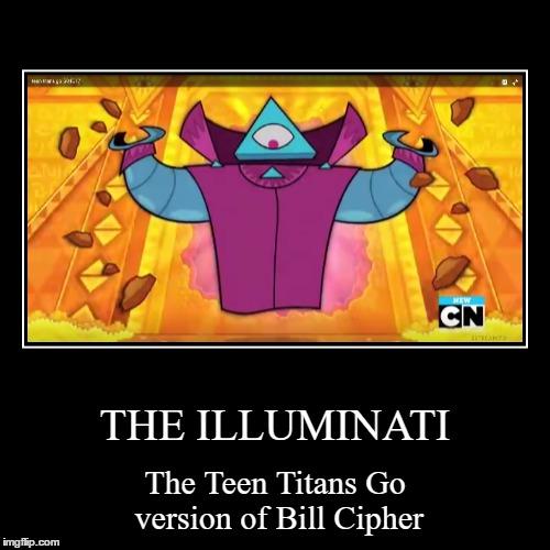The Illuminati by JMK-Prime