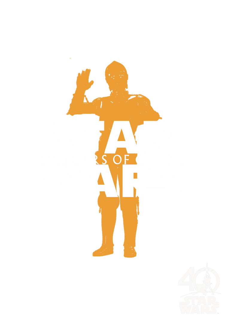 40 Years of C3-PO by JMK-Prime