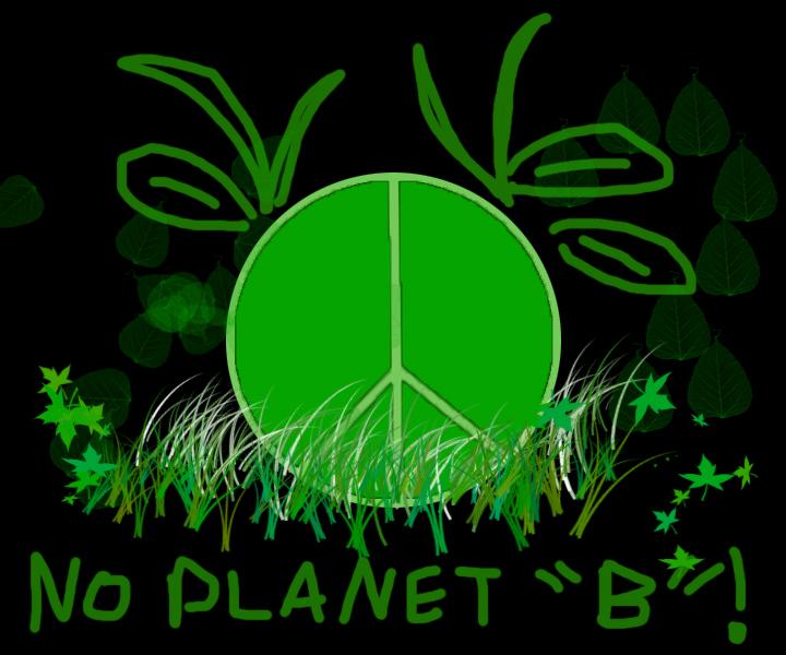 No Planet B by JMK-Prime