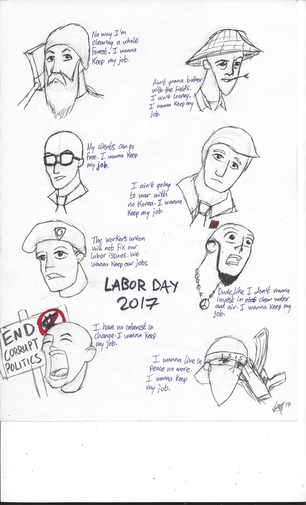 Labor Day 2017 by JMK-Prime