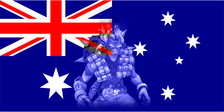 Australia - Junkrat by JMK-Prime