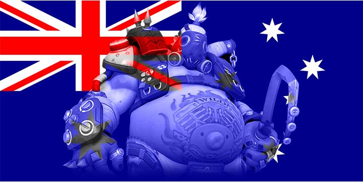 Australia - Roadhog by JMK-Prime