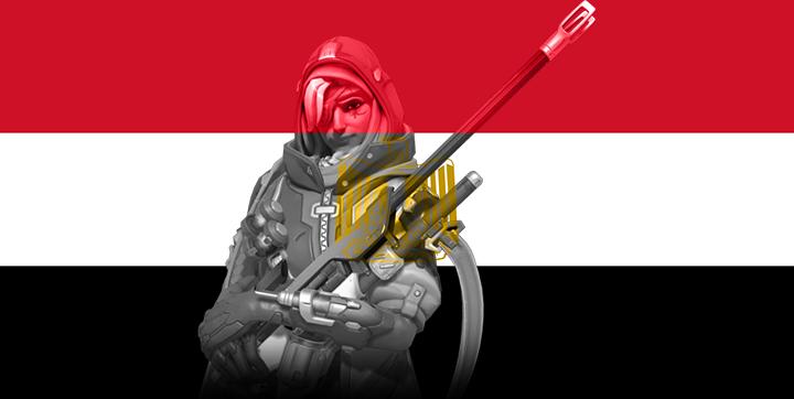 Egypt - Ana by JMK-Prime