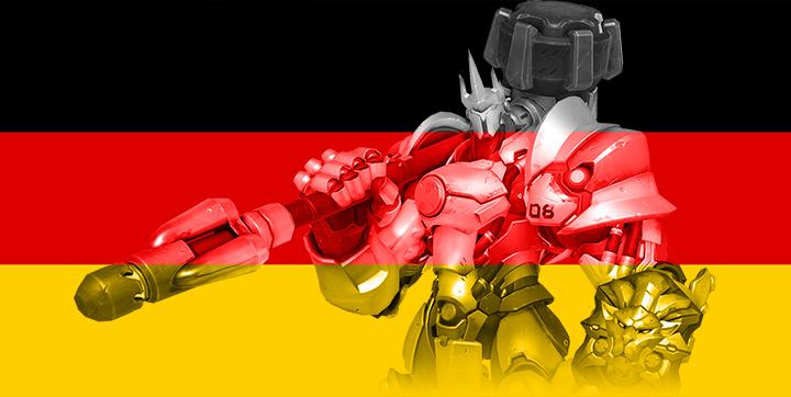 Germany -Reinhardt by JMK-Prime