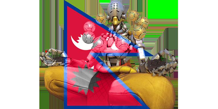 Nepal - Zenyatta by JMK-Prime