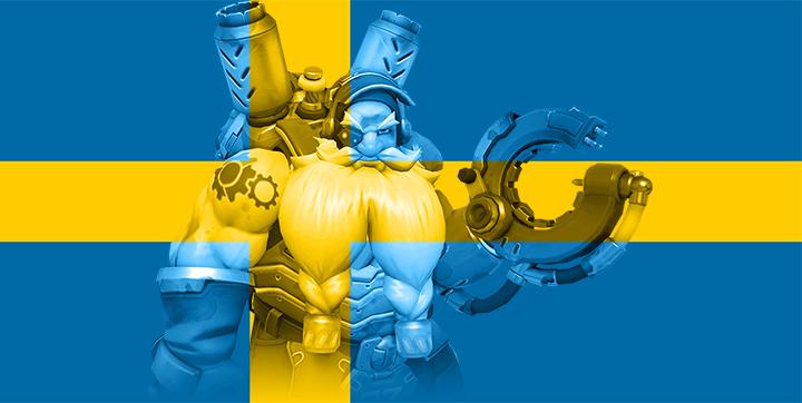 Sweden - Torbjorn by JMK-Prime