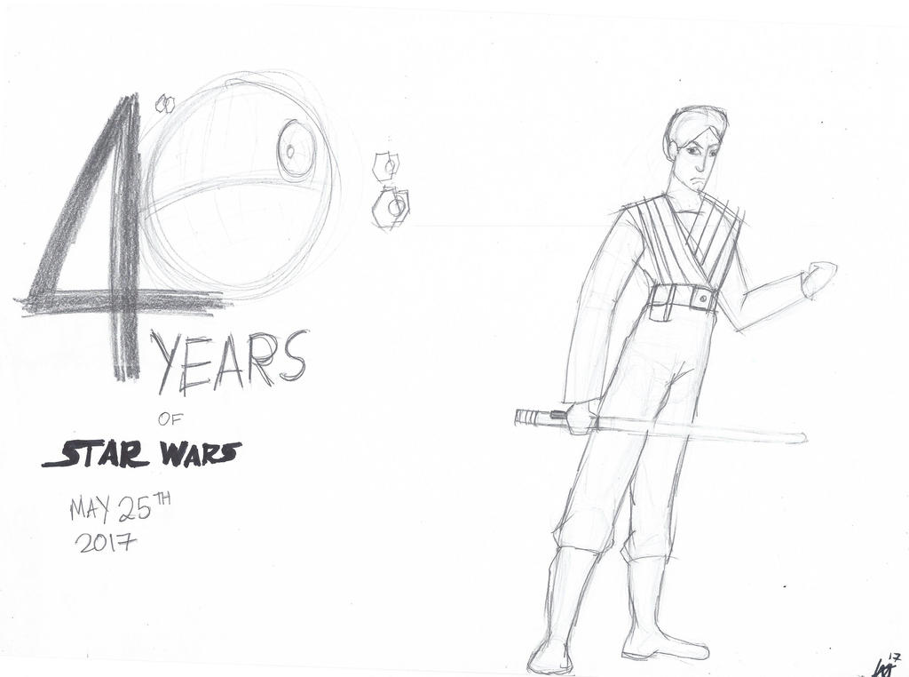Star Wars @ 40 by JMK-Prime