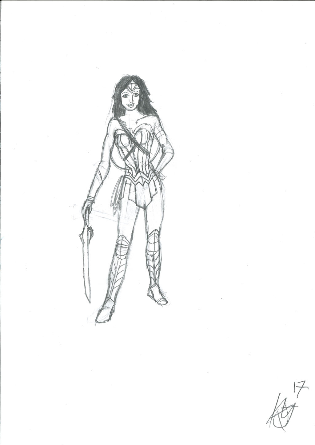 Wonder Woman by JMK-Prime