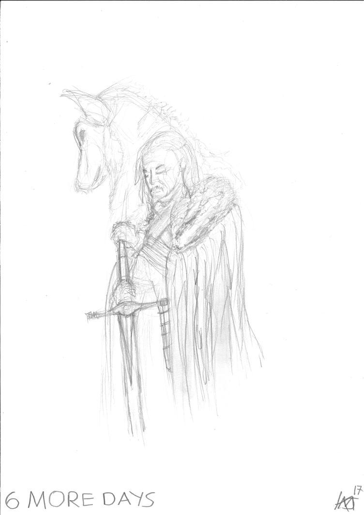 Season 1 - Eddard Stark by JMK-Prime