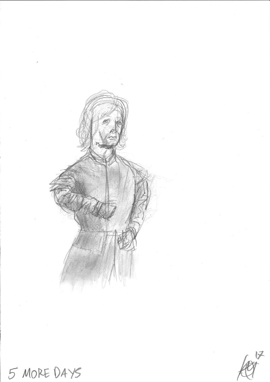 Season 2 - Tyrion Lannister by JMK-Prime
