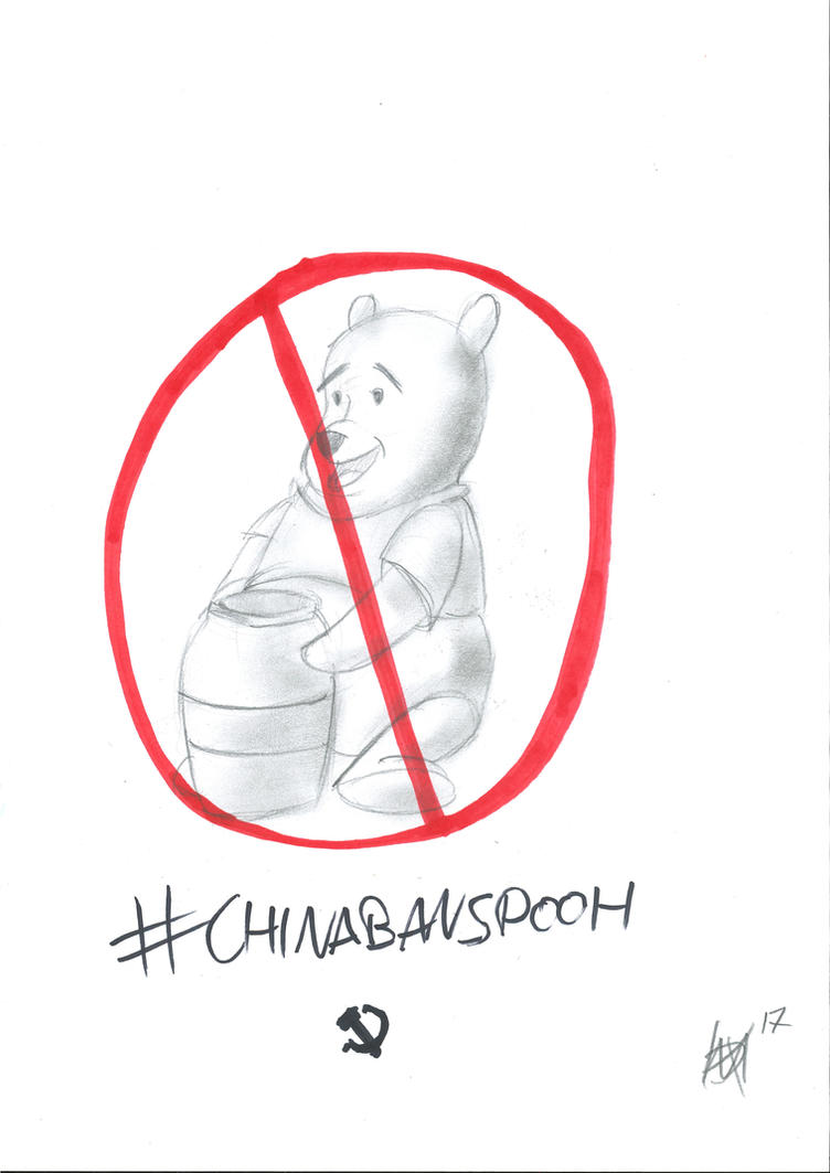 China Bans Winnie the Pooh by JMK-Prime