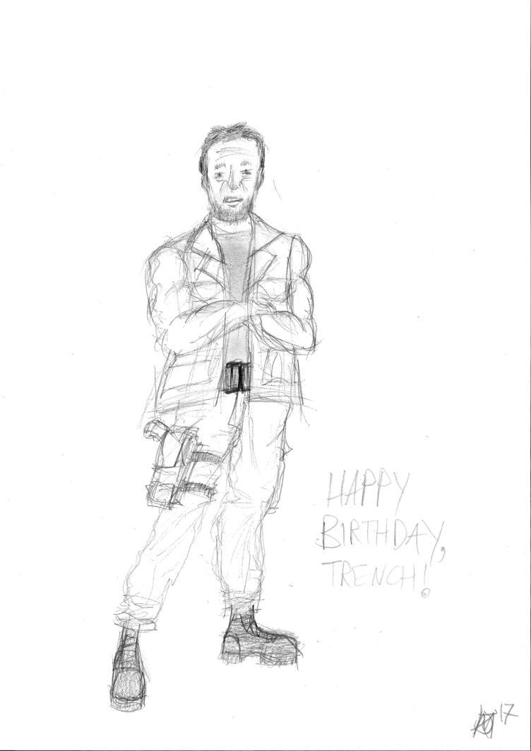 Happy Birthday Schwarzanegger by JMK-Prime