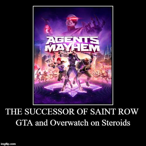 Agents of Mayhem (Meme) by JMK-Prime