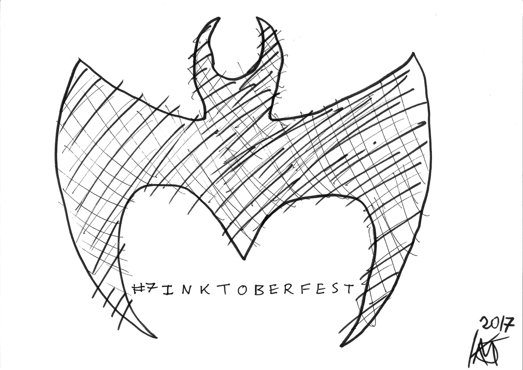 Custom Batman logo by JMK-Prime