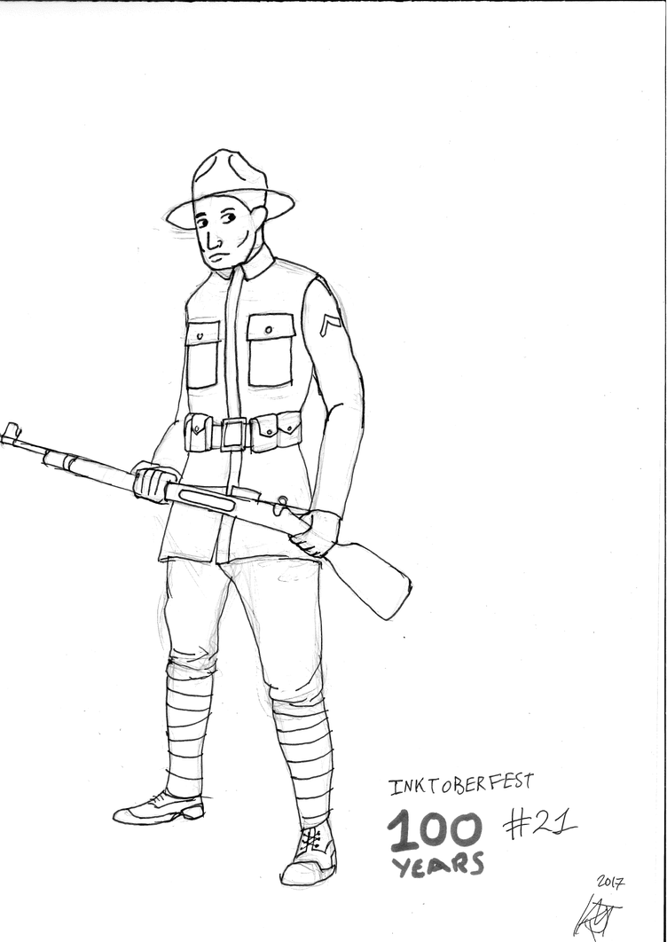 WW1 USA Army by JMK-Prime