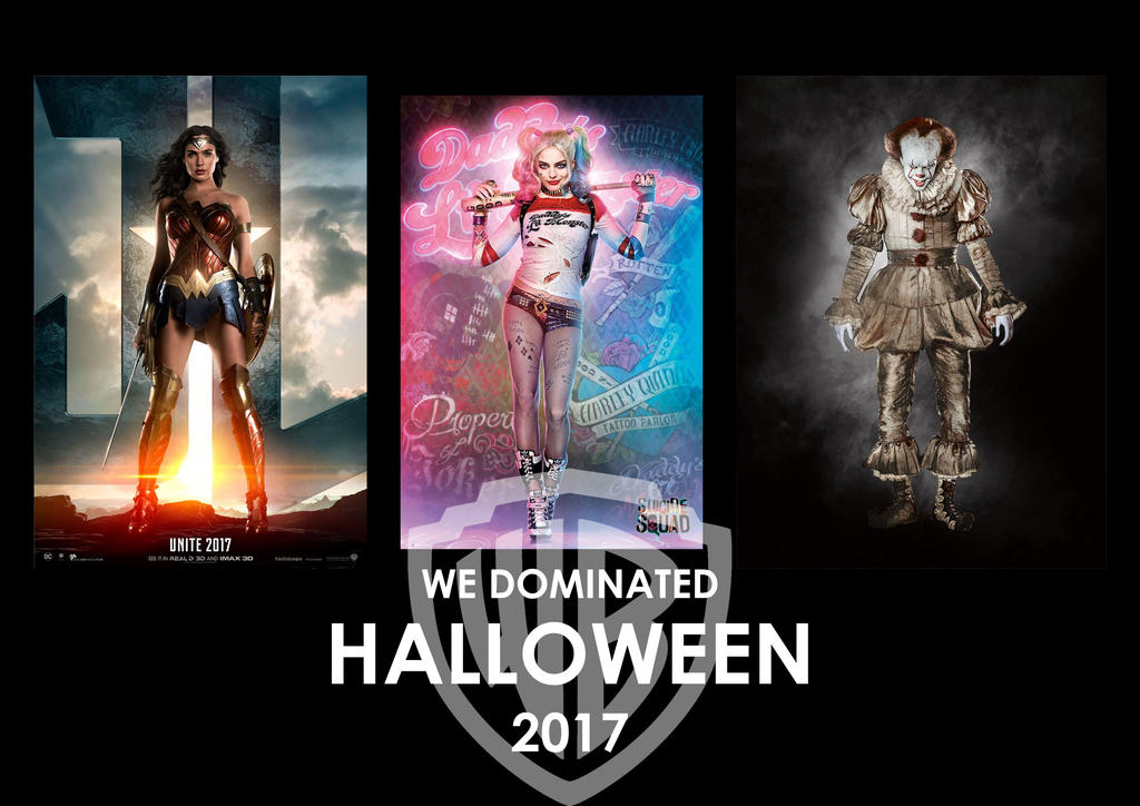 Top 3 Halloween costumes of 2017 by JMK-Prime