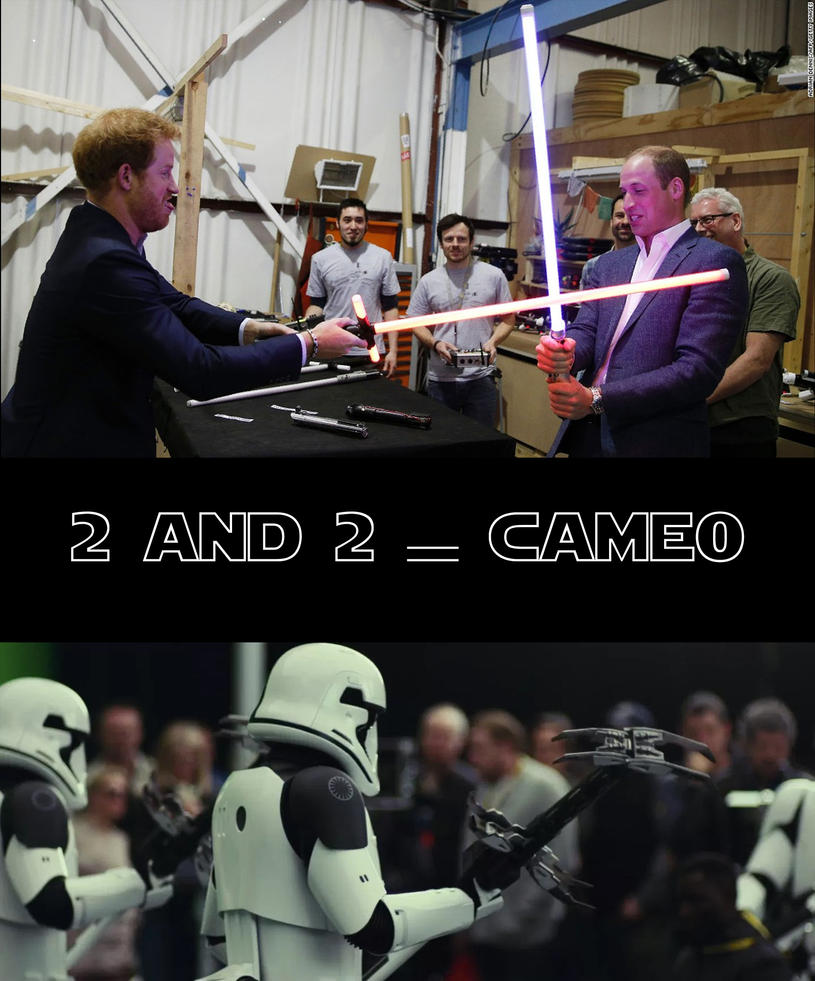 The British Princes in The Last Jedi by JMK-Prime