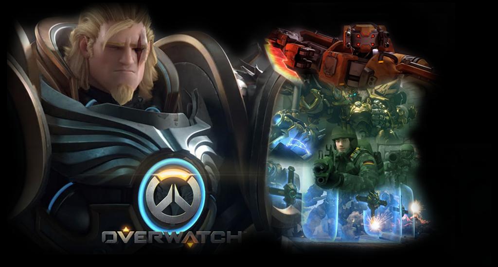Warriors of 2017 (Overwatch) by JMK-Prime